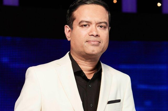 Paul Sinha didn't show up on Beat The Chasers this week to the disappointment of fans (ITV)