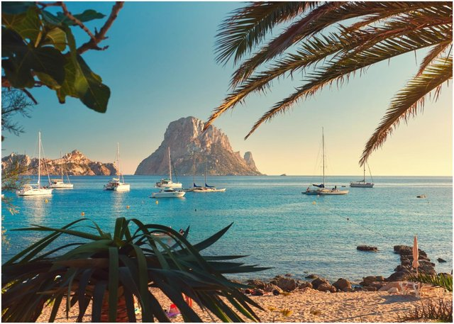 Ibiza could be among the Spanish holiday islands moved to the amber travel list (Shutterstock)