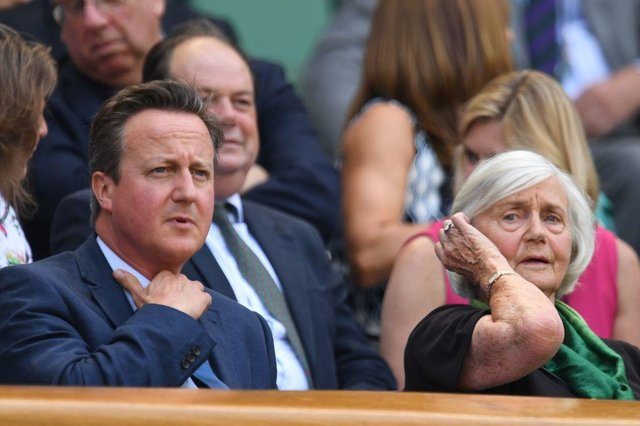 Greensill: inquiry into David Cameron lobbying scandal - what is being investigated and who is Nigel Boardman?  (Photo: GLYN KIRK/AFP via Getty Images)
