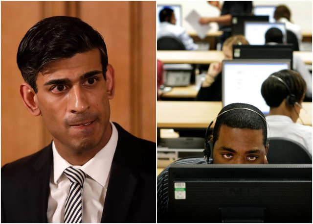 Chancellor Rishi Sunak has urged workers to return to the office when coronavirus restrictions lift (Getty Images)