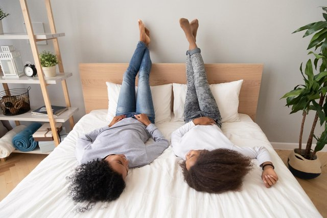 When will you be able to stay overnight with your friends again? (Shutterstock)