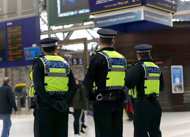 Forces across the UK conducted a week of action from 17 May to crackdown on county lines (photo: Shutterstock)