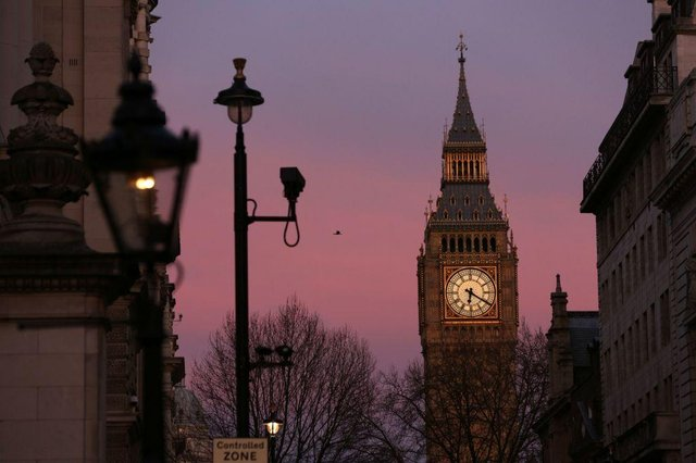 Concerns in Westminster that bugging devices like one that caught Hancock could be causing government leaks (Photo: DANIEL LEAL-OLIVAS/AFP via Getty Images)