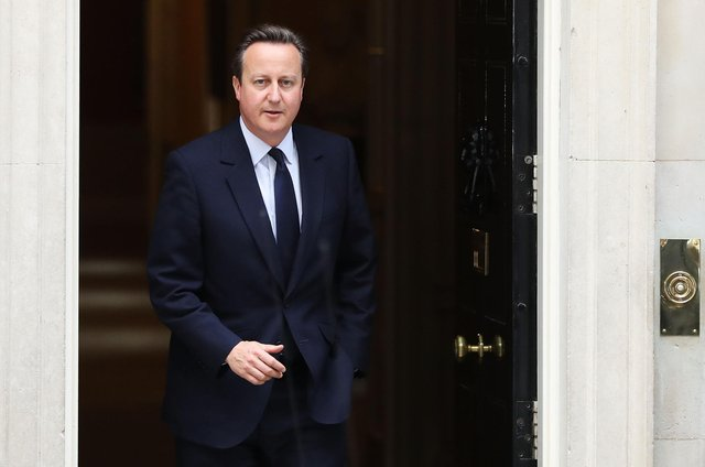 The extent of David Cameron's intense lobbying efforts for Greensill Capital during the coronavirus pandemic has been revealed (Dan Kitwood/Getty Images)