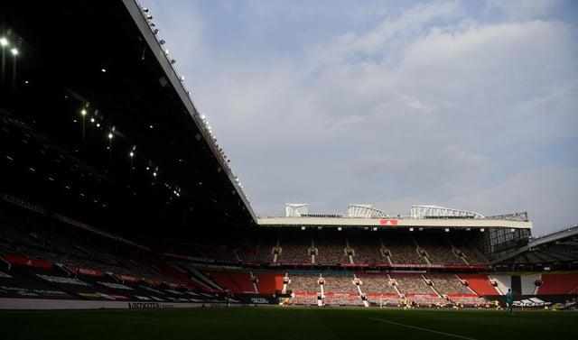 Old Trafford. (Photo by Gareth Copley/Getty Images)
