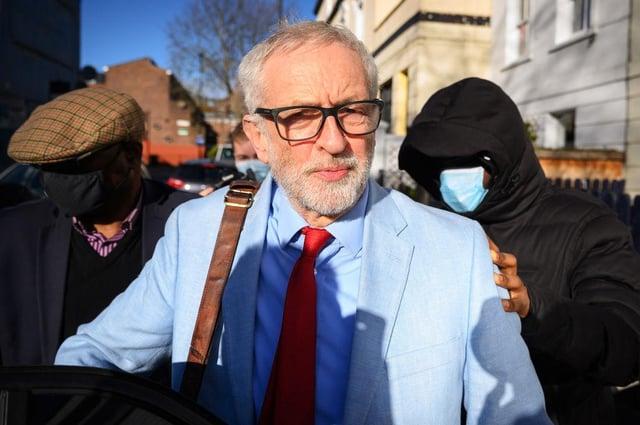 The Labour leader has slammed the party under Sir Keir's leadership
