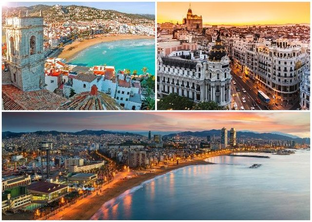 Spain will be ready to welcome back tourists – including those from the UK – in June, the country's tourism minister has said (Shutterstock)