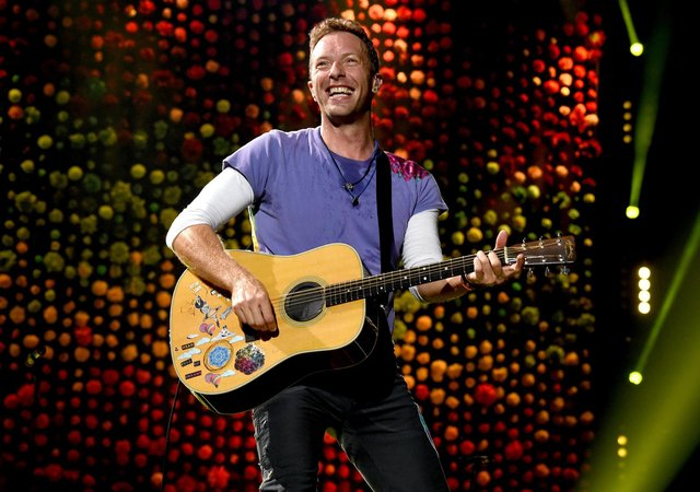 Ticketholders had paid £20 to see acts like Coldplay perform during Glastonbury's livestream event (Getty Images)