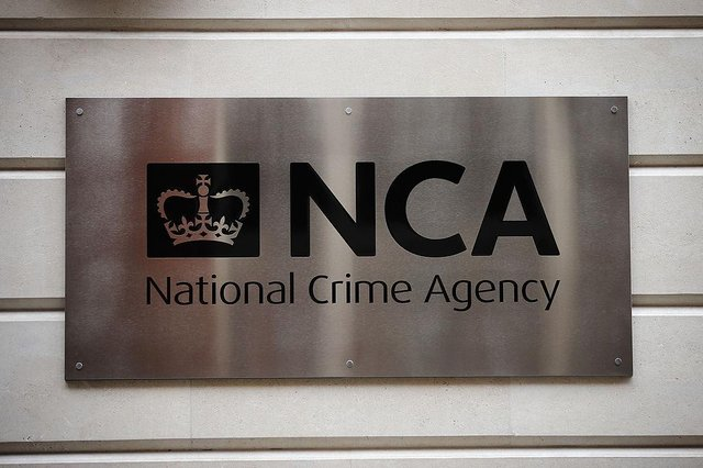 The National Crime Agency has calculated the figures to include those who could be viewing child pornography or grooming children online (Picture: Getty Images)