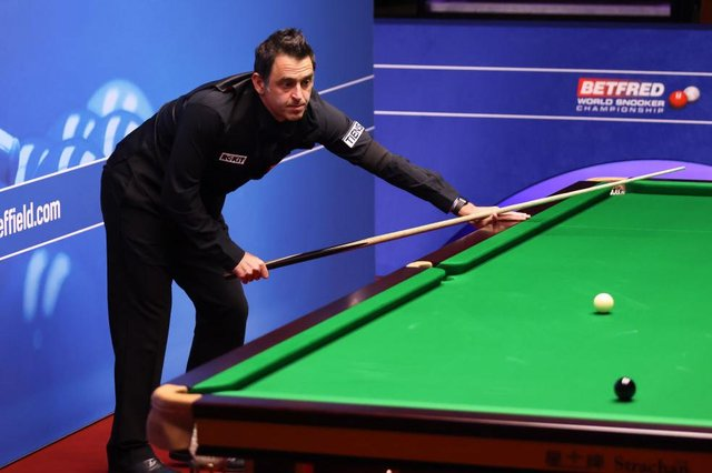 Ronnie O'Sullivan concerned about his health after 'nightmare' incident with 'boozed up geezer' (Photo by George Wood/Getty Images)