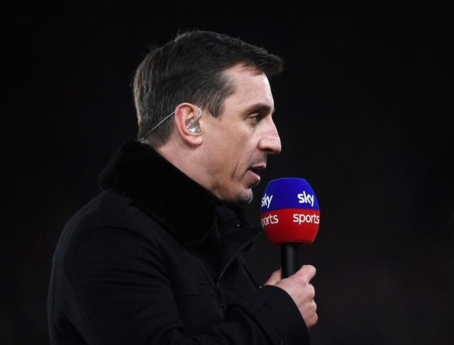 Ex-Manchester United defender Gary Neville launched a passionate analysis of the European Super League plans.
