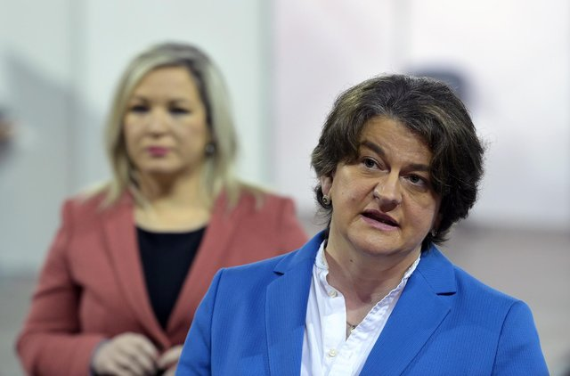Arlene Foster to quit as First Minister and DUP leader (Photo by Charles McQuillan/Getty Images)