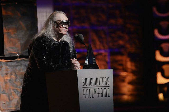 Jim Steinman was inducted into the Songwriters Hall of Fame in 2012 (Photo: Larry Busacca/Getty Images for Songwriters Hall Of Fame)