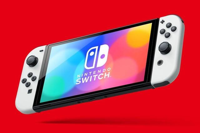 Nintendo Switch OLED (Nintendo)