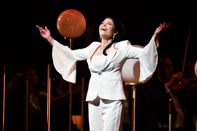 Vivica Genaux performs at International Opera Awards 2019 (Photo: Chris Christodoulou)