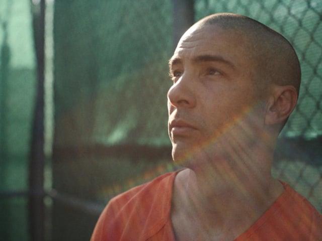 Tahar Rahim stars as Mohamedou Ould Slahi in The Mauritanian (STX Films)