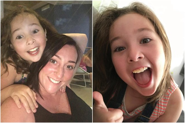 """Kimberly Darroch said it was """"like grieving Milly in a whole new way, knowing her death could have been prevented"""" (Photos: UGC/PA)"""