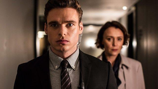 Bodyguard was also produced by the director of Line of Duty, for the BBC (picture: BBC)