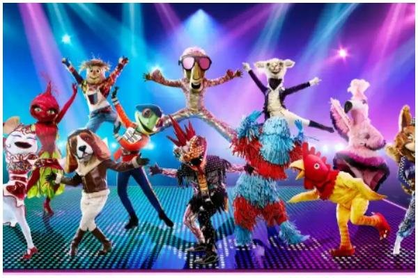 The Masked Dancer is a brand new series which sees celebrities dressed up in costumes busting out moves to be crowned champion (Photo: ITV)