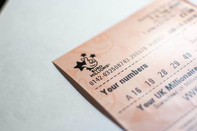 One lucky UK winner has the jackpot £111 million ticket - and is yet to claim their fortune (Shutterstock).