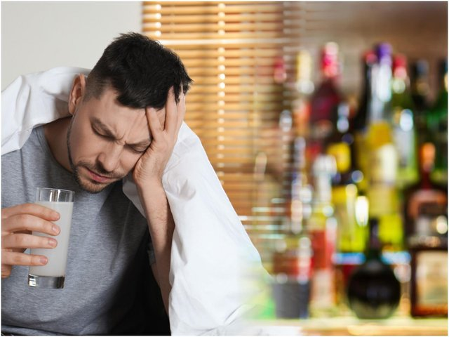 Hangovers can generally cause splitting headaches, sickness and dizziness (Photo: Kim Mogg)