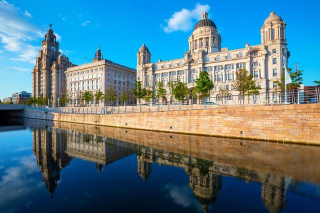 The Maritime Mercantile City in Liverpool, England, is in danger of losing its place in the list of Unesco World Heritage sites (Photo: Shutterstock)