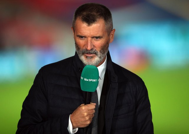Roy Keane is among the favourites to take over from Neil Lennon at Celtic. (Photo by NICK POTTS/POOL/AFP via Getty Images)