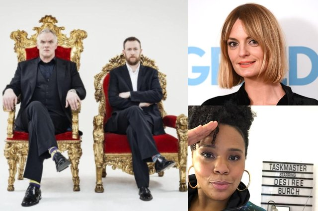 The new lineup has finally been revealed (Photo: Channel 4/Jeff Spicer/Getty Images/Desiree Burch)
