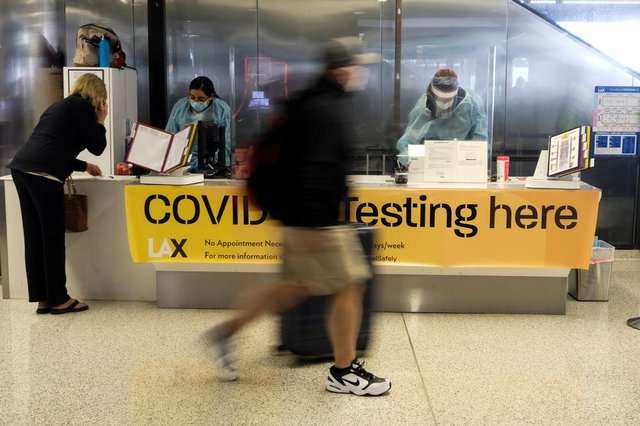 Data found that of those arriving from India during the 14 day period, 299 tested positive for Covid (Photo: Shutterstock)