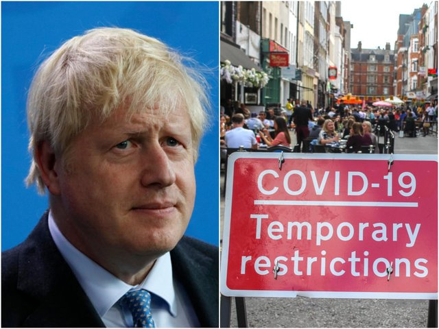Prime Minister Boris Johnson is expected to announce a delay to the ending of social-distancing rules in England as the Delta variant continues to spread rapidly (Photo: Shutterstock)