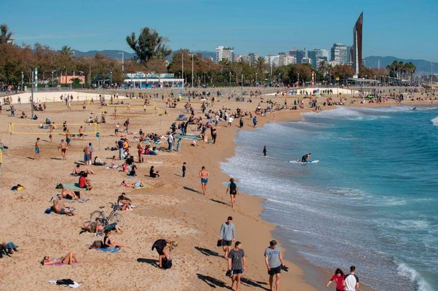 Spain will welcome UK tourists from Monday 24 May (Photo: Getty Images)