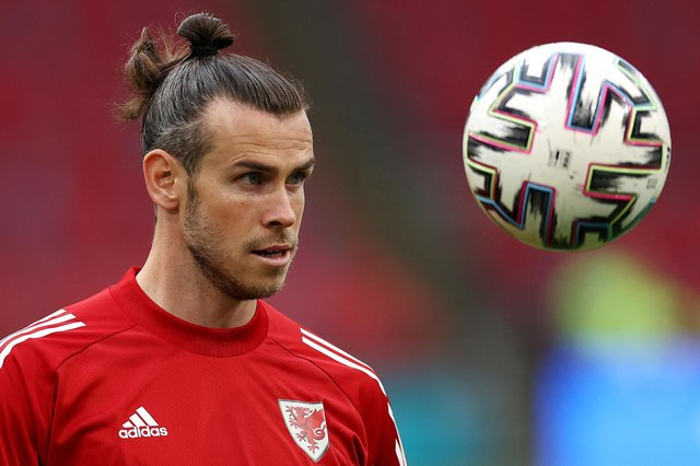 Gareth Bale of Wales. (Pic: Getty)