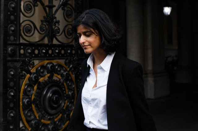 Munira Mirza, director of the Number 10 Policy Unit, commissioned the report (Getty Images)