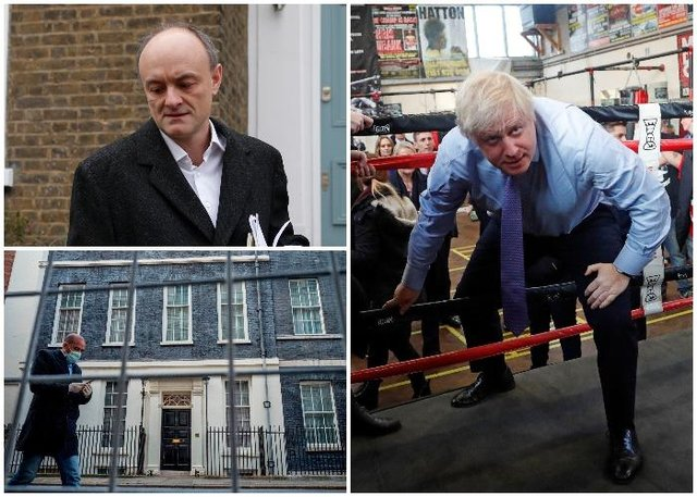 Boris Johnson has been accused of saying he would rather let coronavirus 'rip' than impose a second lockdown as he faces questions over a refurb at his Downing Street flat and a spat over who the 'chatty rat' is (Getty Images)