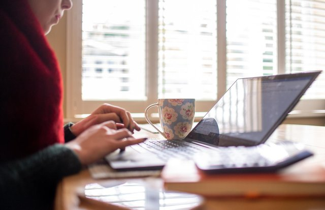 Despite lockdown measures beginning to ease in England, work-from-home guidance is likely to stick around until at least June (Photo: PA Features Archive/Press Association Images)