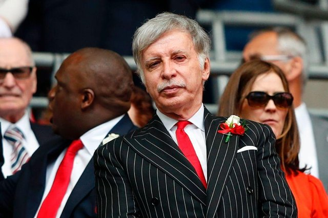 Arsenal fans are calling for Stan Kroenke to leave the club (Getty Images)