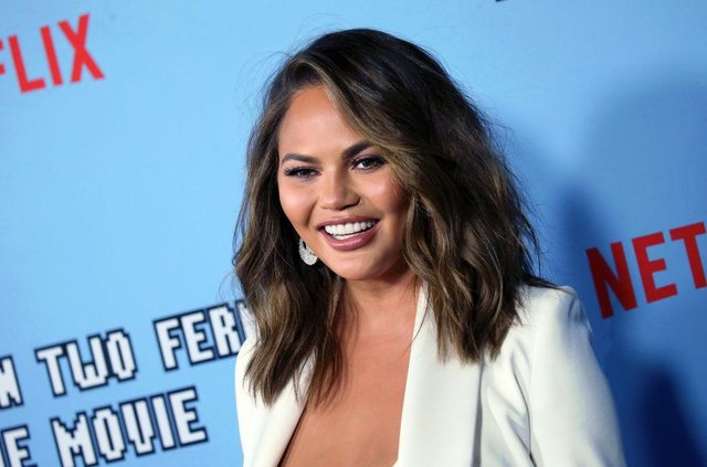 """Chrissy Teigen attends the LA premiere of Netflix's """"Between Two Ferns: The Movie"""" (Photo: David Livingston/Getty Images)"""