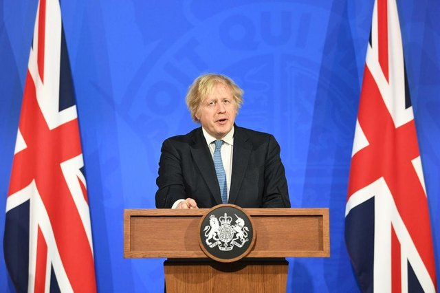 Prime Minister Boris Johnson has announced thelaunch of a new antiviral taskforce (Photo: Stefan Rousseau-WPA Pool/Getty Images)