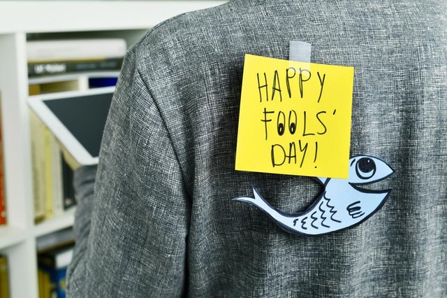 Are you ready for April Fools' Day? (Photo: Shutterstock)