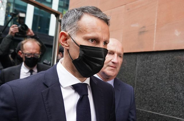 Ryan Giggs pleaded not guilty to all three charges (Photo: Getty Images)