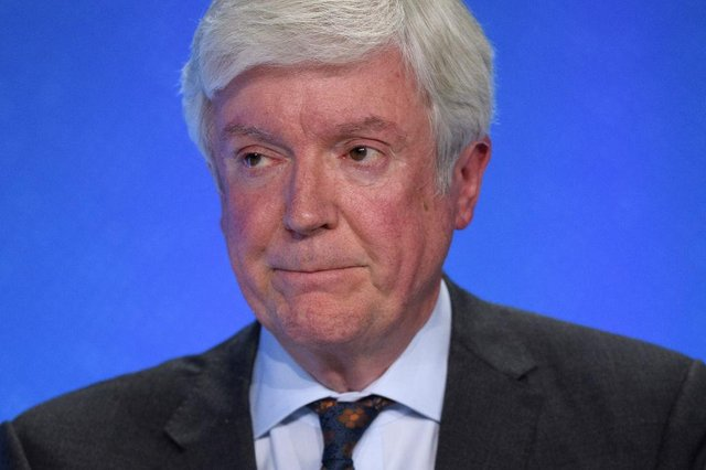 The ex-Director General of the BBC has been embroiled in the scandal.