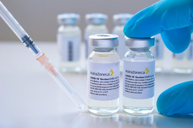 Investigations are under way to determine if the vaccine is causing the rare blood clots (Photo: Shutterstock)