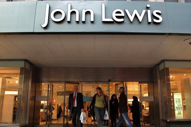 John Lewis will not reopen eight of its stores after lockdown measures lift, as it undergoes a major shift in strategy to adapt to changing shopping habits (Photo: PA Wire/PA Images)