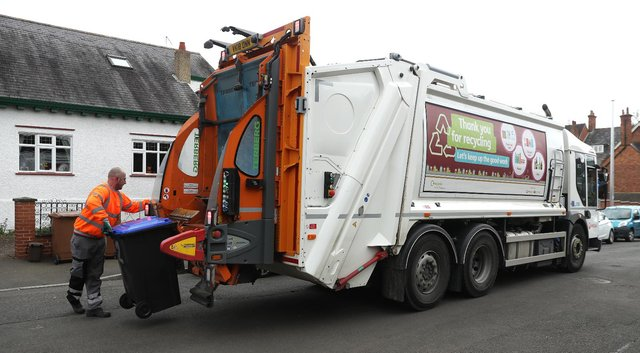 The UK Government wants to standardise rubbish collection so it operates the same throughout England by 2023/24 (Getty Images)