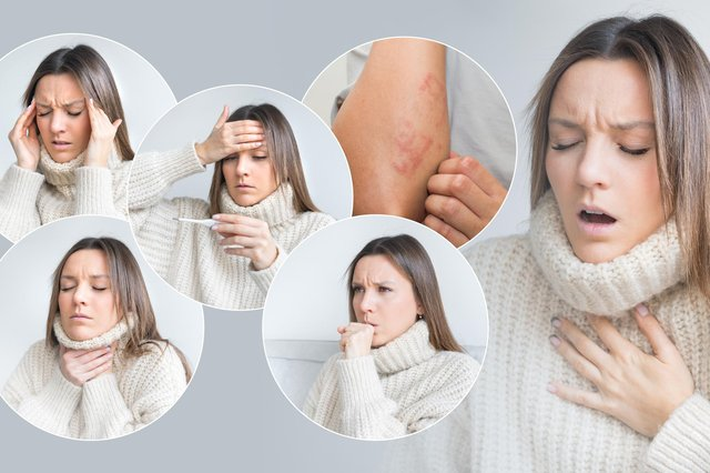Have you had any of these symptoms? (Kim Mogg / JPIMedia)