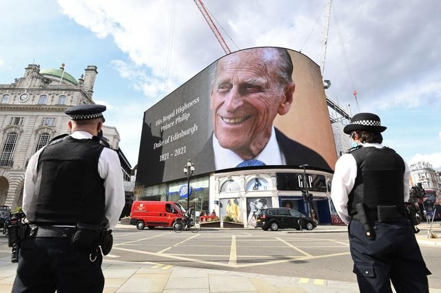 Prince Philip death cancels TV: Eastenders, Coronation Street and Emmerdale pulled as BBC One and ITV stop programmes (Photo by Jeff Spicer/Getty Images)