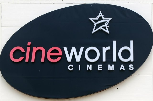 Cineworld reported losses of $3 billion (£2.2b) for 2020 from a pre-tax profit of £155m in 2019. (Pic: PA)