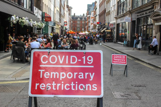 Restrictions are set to be extended for another four weeks