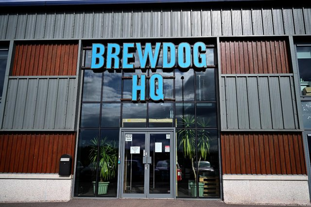 To ensure BrewDog's beer box is carbon negative, the guest beers will be brewed under licence at its own Ellon-based site (Getty Images)