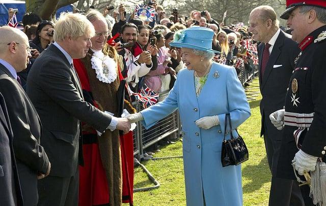 Boris Johnson pays tribute to Duke of Edinburgh (Photo: ARTHUR EDWARDS/AFP via Getty Images)